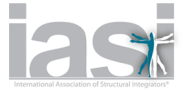 IASI: International Association of Structural Integrators Logo